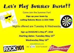 Bisman Summer Darts